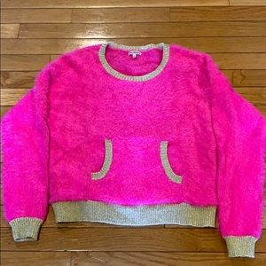 Juicy Couture Fluffy Sweater